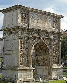 Arch of Trajan (Benevento)