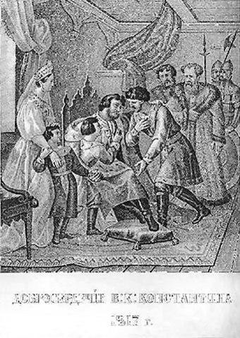 Konstantin Vsevolodovich of Rostov (1186-1218)   Familypedia