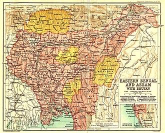 Jaintia Kingdom - The Khasi and Jaintia Hills in the Bengal Gazetteer, 1907
