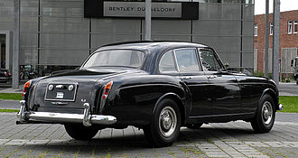 Bentley S3 - S3 Continental Flying Spur by HJ Mulliner