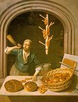 Berckheyde, Job - The Baker - 1681.jpg