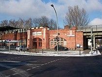 Berlin-Wilhelmsruh S-Bahnhof Südseite.JPG