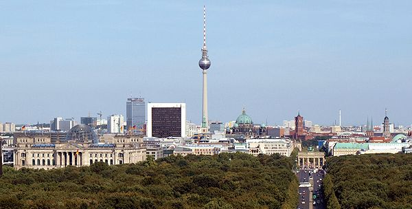 Pictures of Berlin