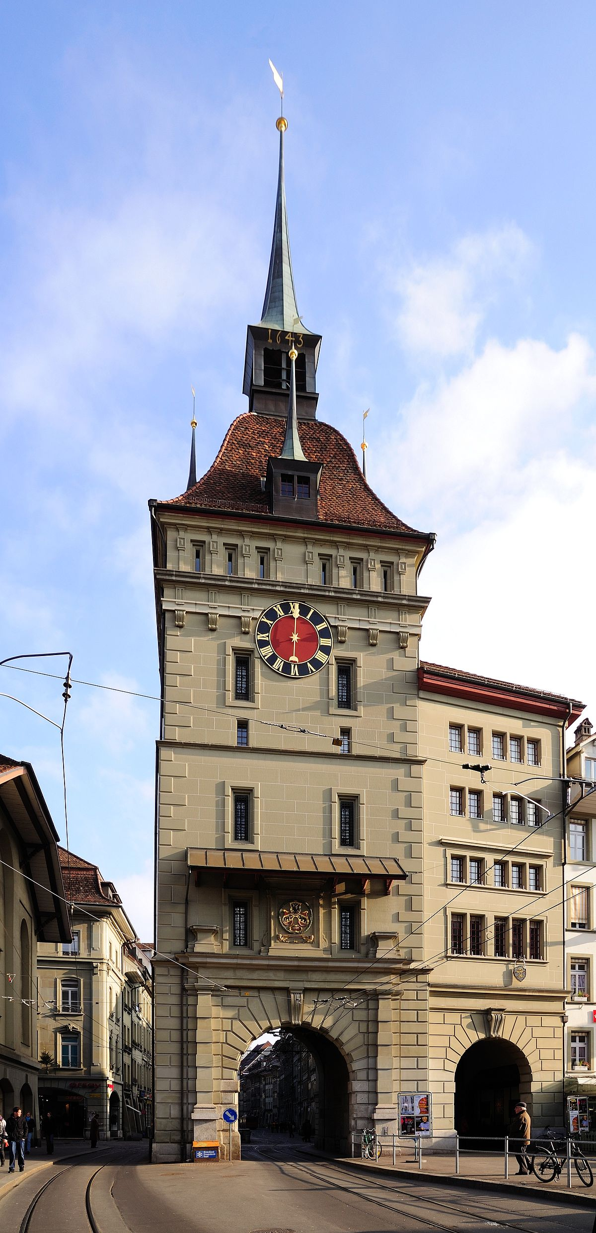 Px Bern Kaefigturm