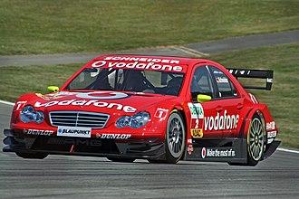 Bernd Schneider (racing driver) - Schneider won his fifth DTM championship in 2006.