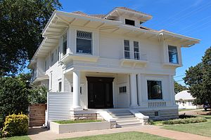 National Register of Historic Places listings in Payne County, Oklahoma - Image: Berry House