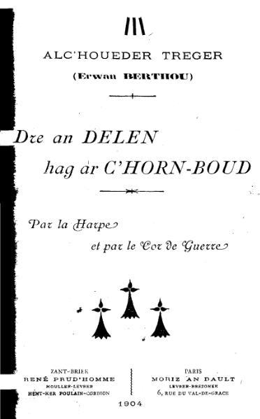 File:Berthou - Dre an delen hag ar c horn-boud.djvu