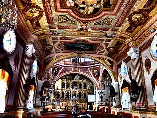 Betis Church Church in Pampanga, Philippines