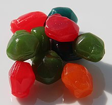 Betty Crocker Fruit Gushers pieces (cropped).jpg