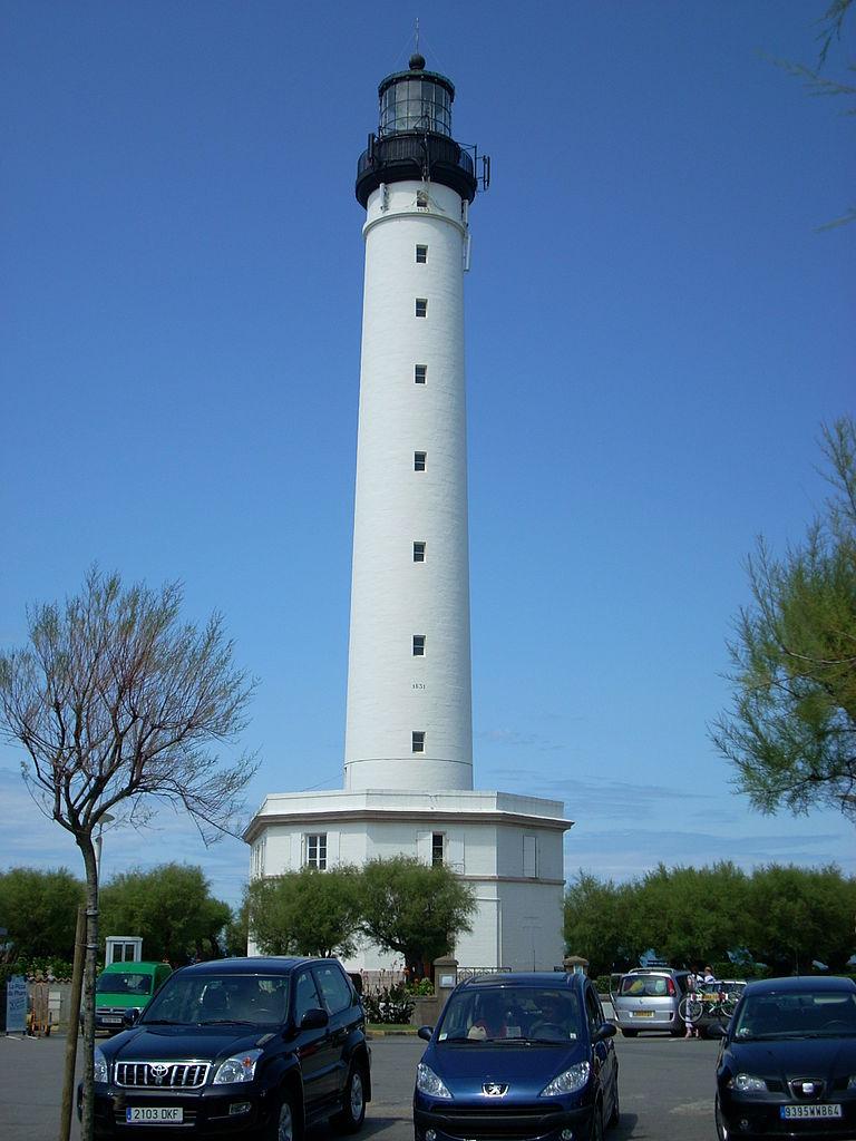 File biarritz phare wikimedia commons - Phare de biarritz ...