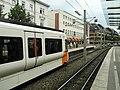 Bielefeld - Stadtbahn - Haltestelle Rathaus (7859679844).jpg