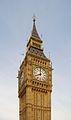 Big-Ben, Torre del Parlamento Inglés en Londres.JPG
