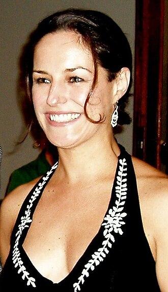 Debby Applegate - Debby Applegate in 2006. Photo by Carolyn A. Martin.