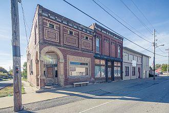 Birdseye, Indiana - Photo from Small Town Indiana photo survey.