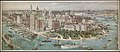 Birdseye view of Lower Manhattan by Rummell, Richard, ca 1914.jpg