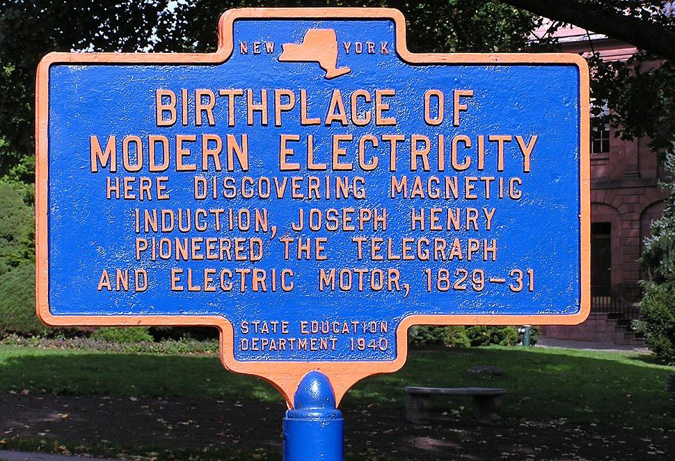 Birthplace Of Modern Electricity