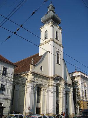 Cluj-Napoca Unitarian Church - Cluj-Napoca Unitarian Church