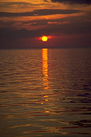 Biscayne National Park V-featherbed sunset.jpg