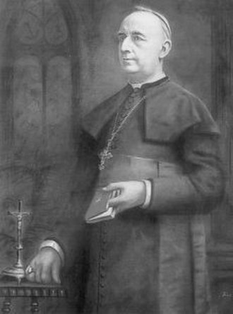 Louis Mary Fink - Image: Bishop Louis Mary Fink