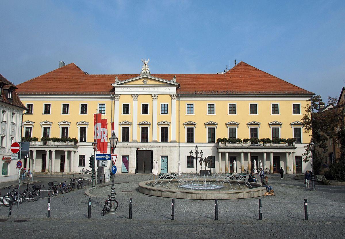 Neuhaussaal Regensburg