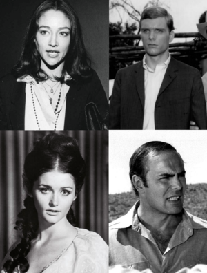 Black Christmas (1974 film) - Image: Black Christmas main cast