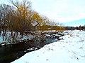Black Earth Creek in Winter - panoramio.jpg