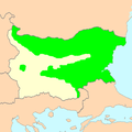 Blackhead Pleven Sheep area of distribution.PNG