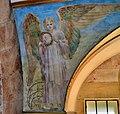 Blackheath, St Martin's Church, Angel bearing symbol of the Eucharist by Anna Lea Merritt.jpg