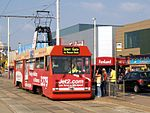 Blackpool Transport Services Limited car number 645.jpg