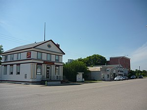 Blaine Lake - Main Street