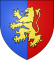 Blason ville fr Bernay (Eure).png