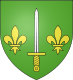 Coat of arms of Saint-Amand-les-Eaux