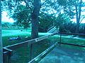 Blick aus Fenster mit blauem Glas DSCF3154.jpg