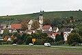 Blick von A 6 auf St. Michael, Binswangen (2008).jpg