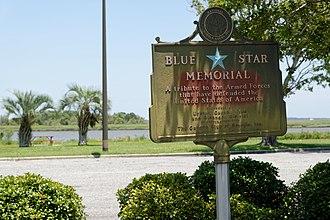 Blue Star Memorial Highway - Brunswick, Georgia