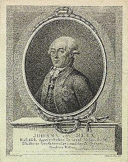 Johann Friedrich von Recke Baltic German historian, literary historian and civil servant