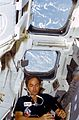 Bob Crippen on the First Shuttle Flight (29277400810).jpg