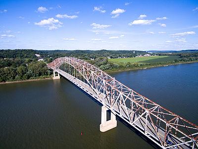 Bob Cummings Lincoln Trail Bridge.JPG