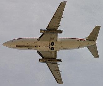 Boeing 737 - 737-200 planform