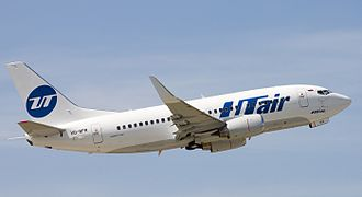 Utair - Utair Boeing 737-500