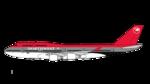 Boeing 747-451 (1988) PW Blowing Shoe Northwest (KLM-ALLIANCE).tif