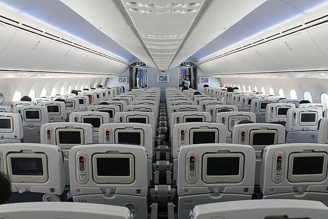 File boeing 787 8 dreamliner all nippon airways ana for Interior 787 dreamliner
