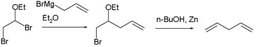 Boord diene synthesis 1931