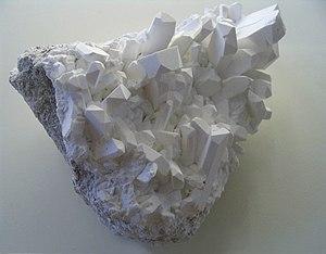 Borax - Image: Borax crystals