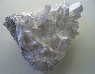Boron - Borax crystals