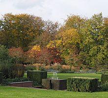 Stadtpark Und Botanischer Garten G 252 Tersloh Wikipedia