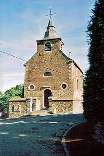 Bothey Village in Namur, Belgium