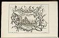 Bound Print, Cartouche with Young Tritons, Livre de Cartouches Irréguliers (Book of Irregular Cartouches), 1738 (CH 18237983).jpg
