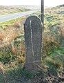 Boundary Stone, New Hey Road A640, Marsden - geograph.org.uk - 826865.jpg