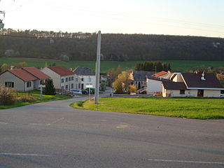 Commune in Grand Est, France